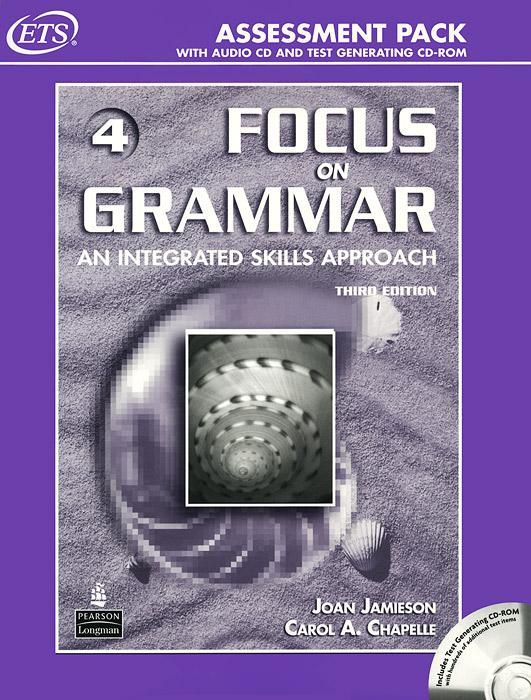 Focus on Grammar 4: An Integrated Skills Approach (+ 2 CD-ROM)