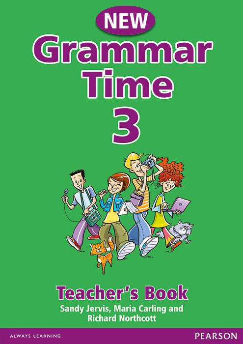 New Grammar Time 3: Teacher's Book