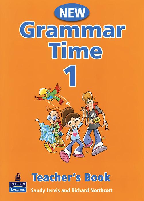 New Grammar Time 1: Teacher's Book