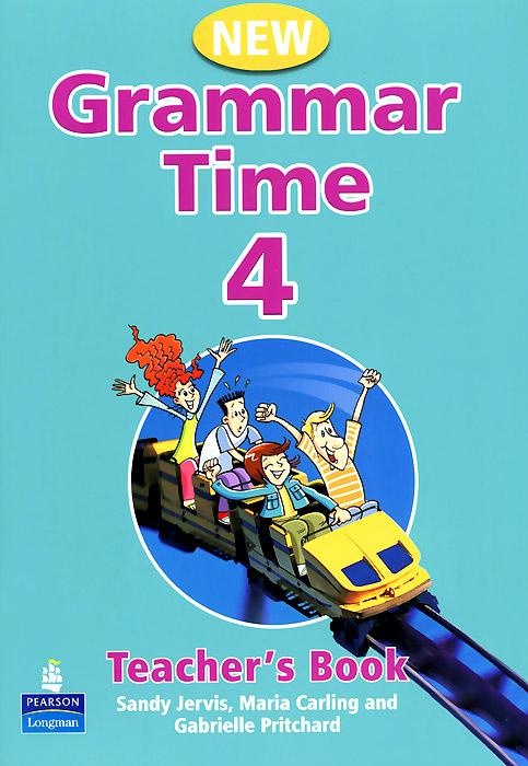 Grammar Time 4: Teacher's Book