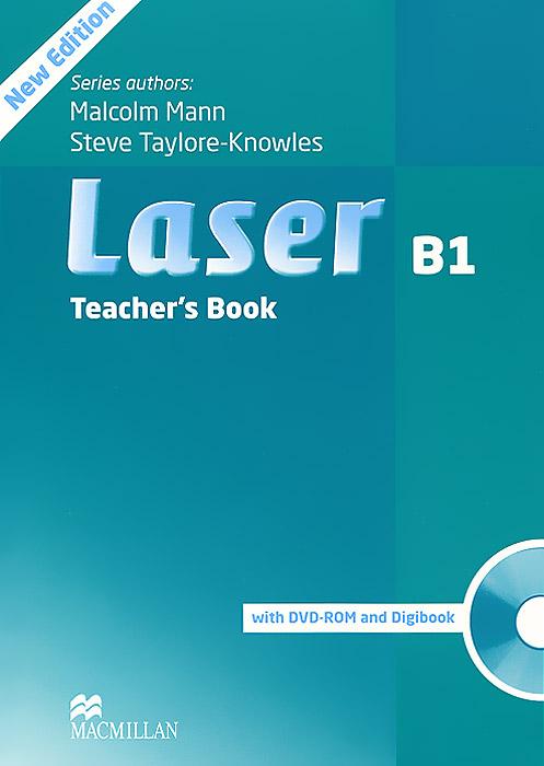 Laser Teacher's Book: Level B1 (+ 2 DVD-ROM)