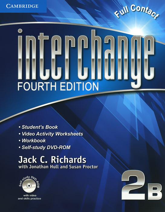 Interchange: Level 2: Student's Book (+ DVD-ROM)
