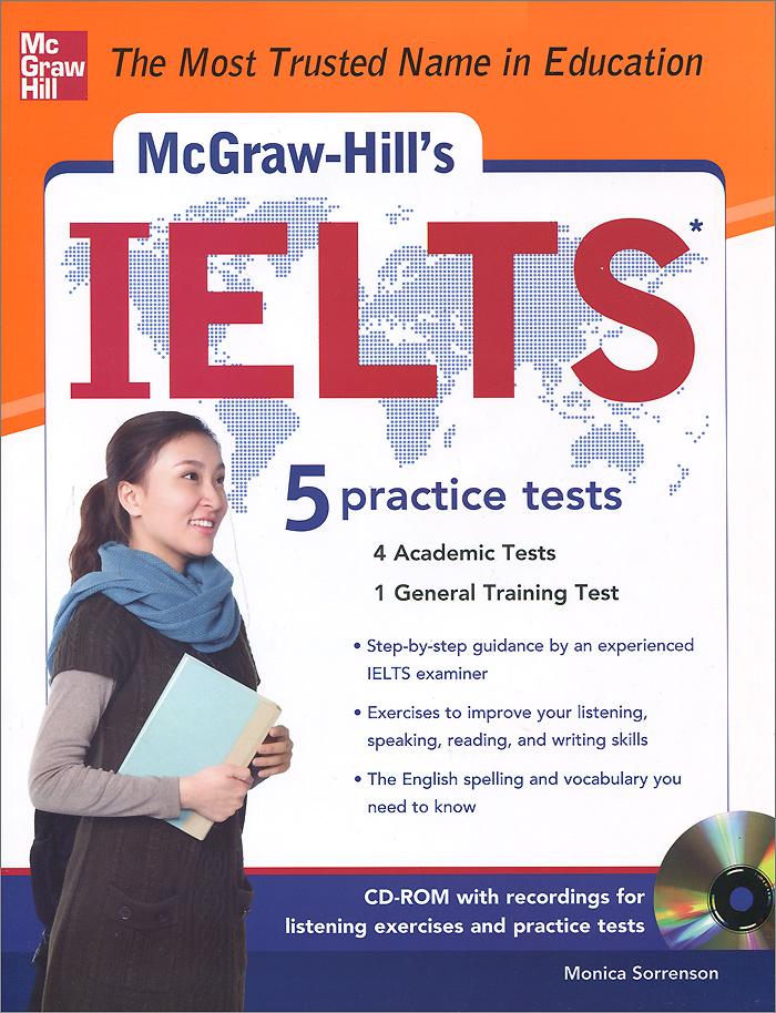 McGraw-Hill's IELTS (+ CD-ROM)