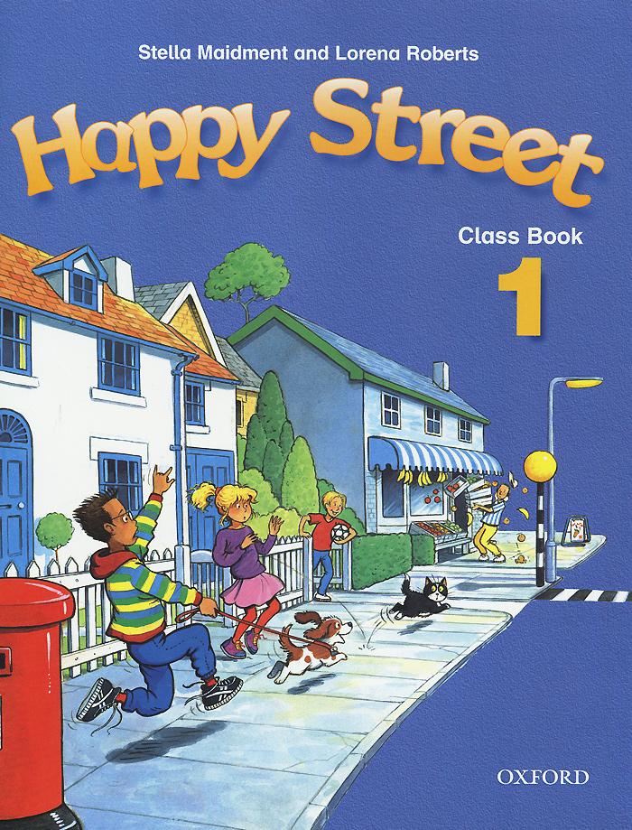 Happy Street 1: Class book