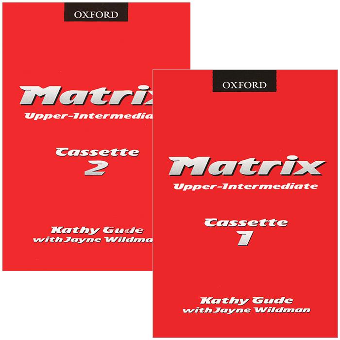 Matrix: Upper-Intermediate (комплект из 2 аудиокассет)