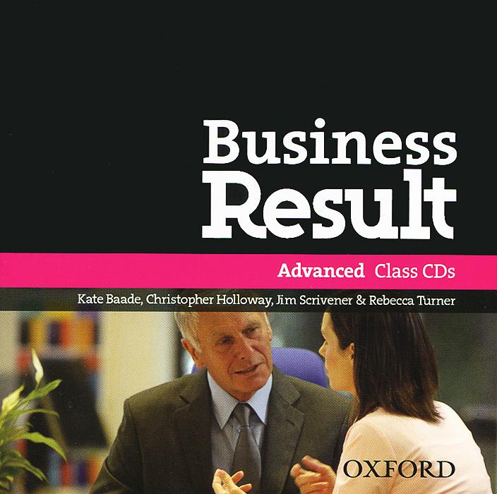 Business Result: Advanced: Class Audio CDs (аудиокурс на 2 CD)