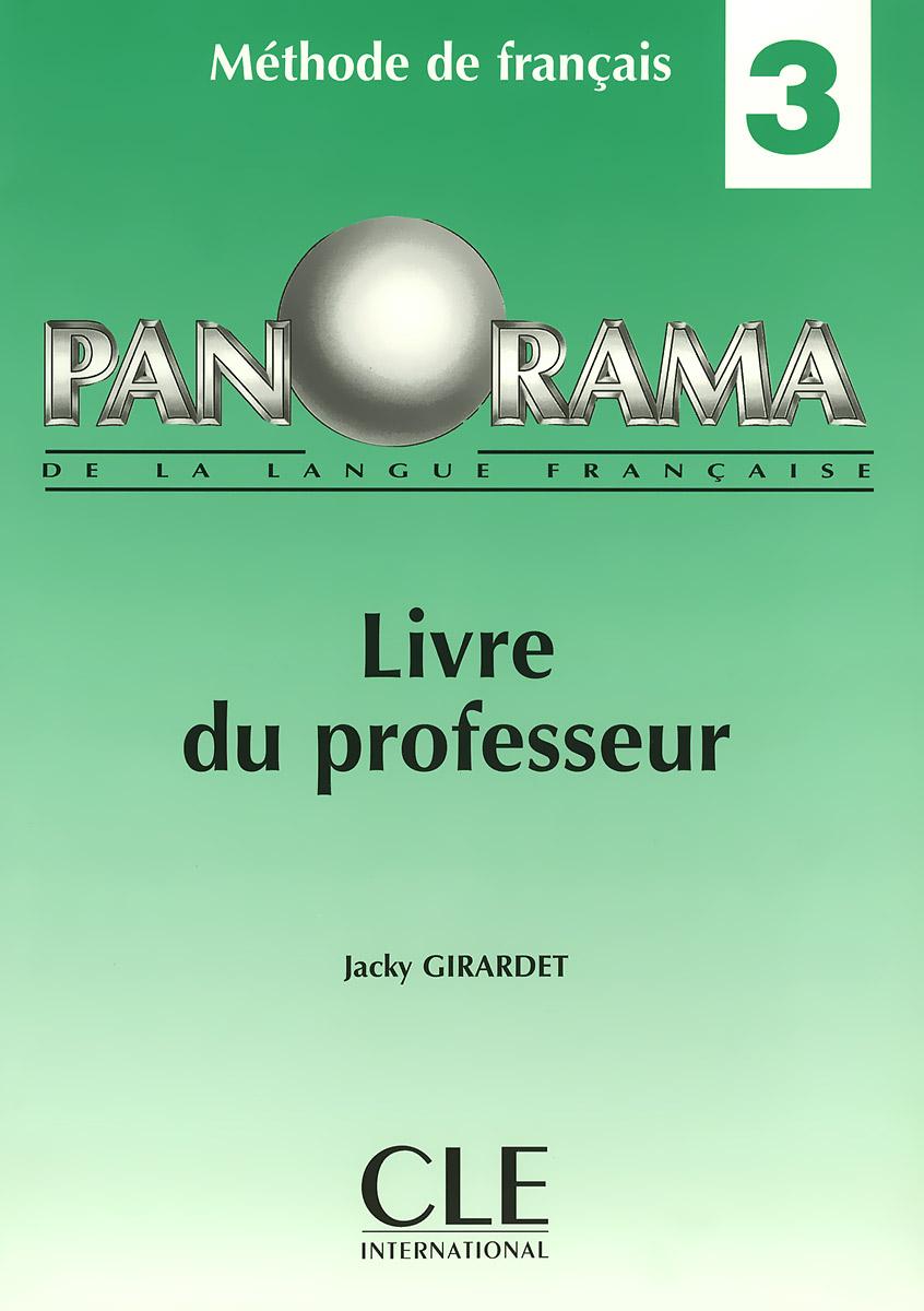 Panorama 3: Livre du Professeur