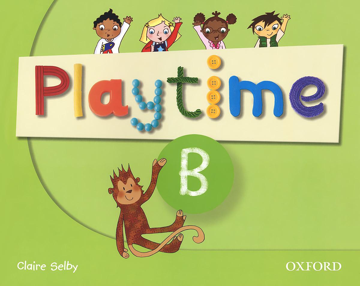 Playtime: B: Class Book