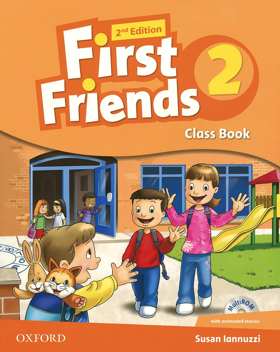 First Friends: Level 2: Classbook (+ CD-ROM)