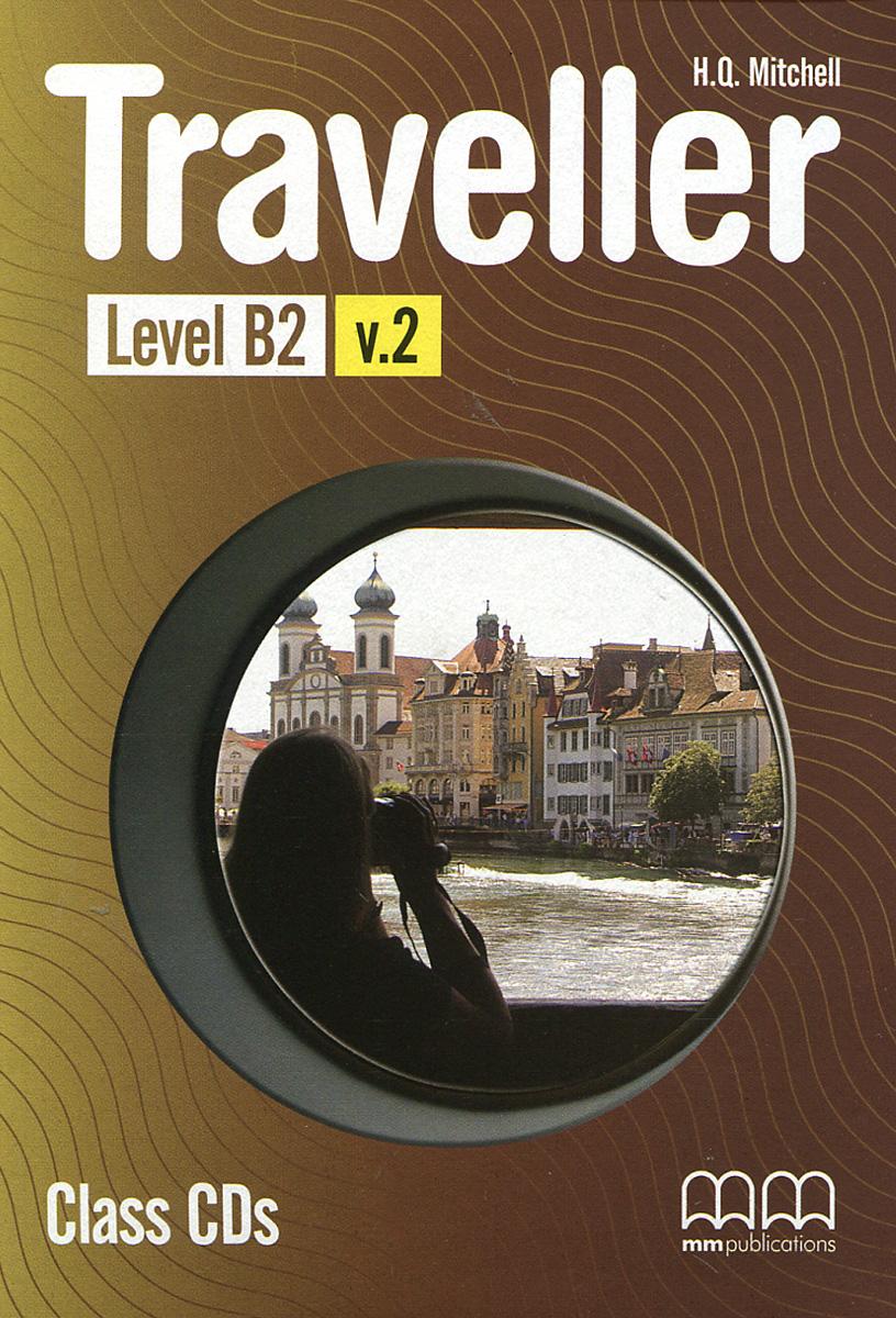 Traveller: Level B2: Volume 2: Class CDs (аудиокурс на 3 CD)