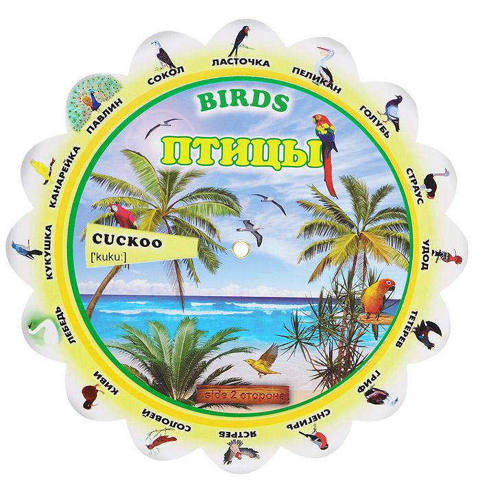 Birds / Птицы. Иллюстрированный тематический словарь ( 978-5-906730-13-8 )