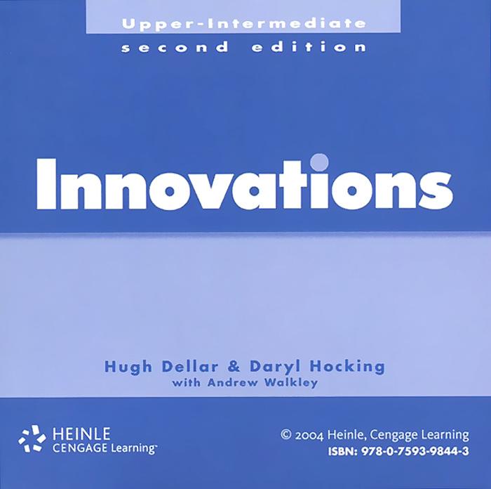 Innovations: Upper-Intermediate (аудиокурс на 2 CD)
