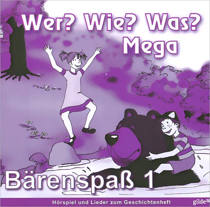 Barenspass 1: Wer? Wie? Was? Mega (��������� CD)