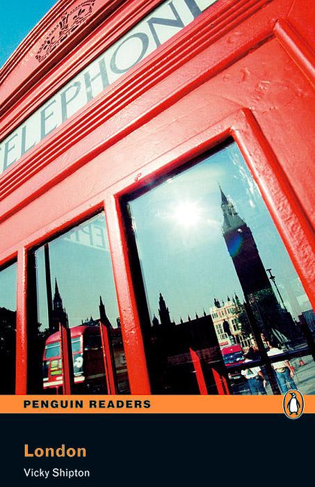 London: Level 2 ( + CD)