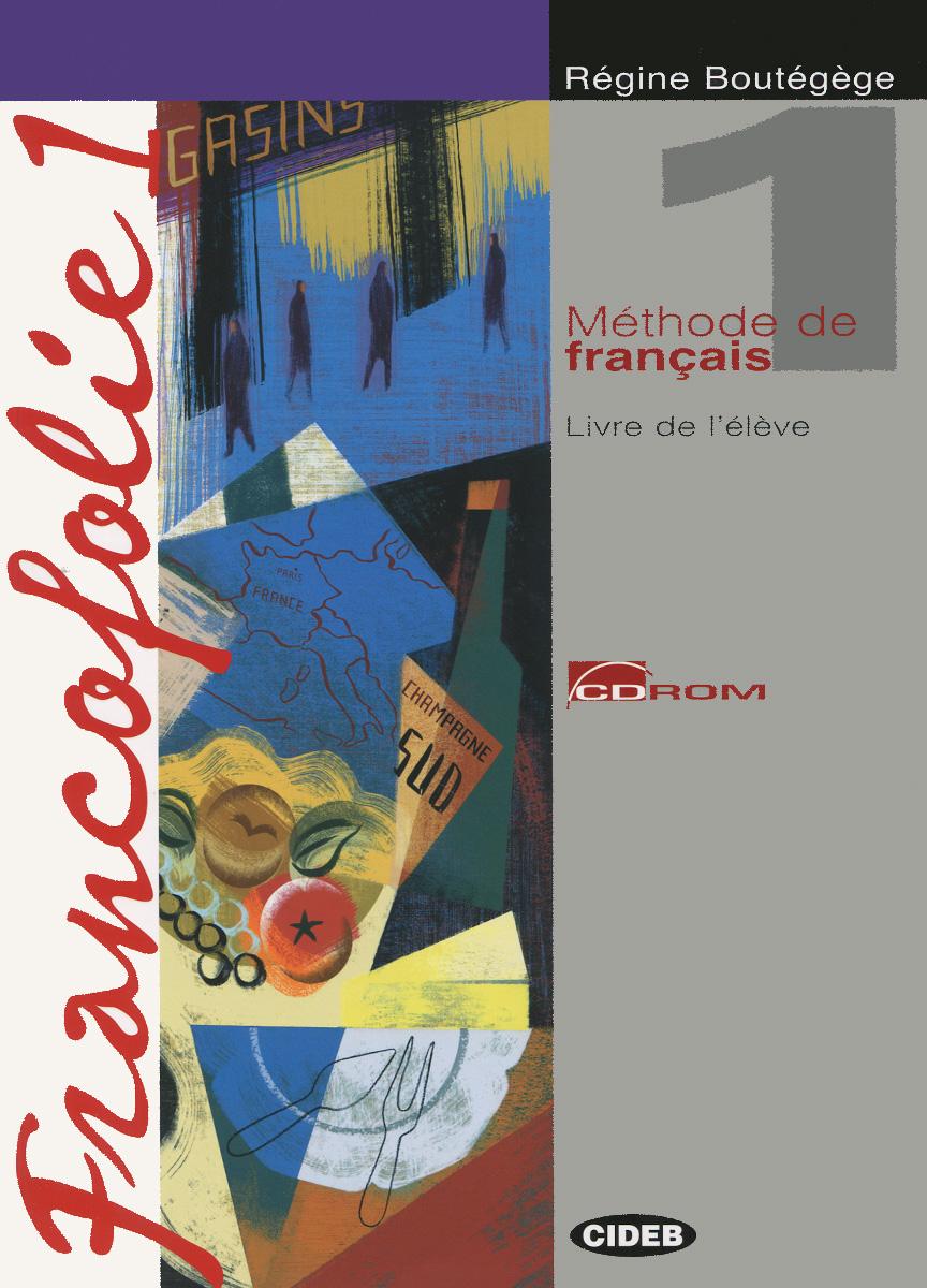 Francofolie 1: Livre de l'eleve