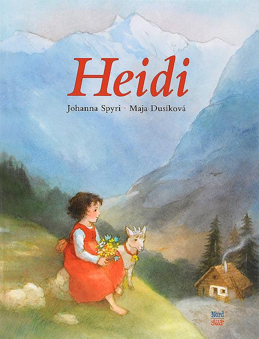 Heidi12296407Heidi ist tiberglucklich, dass sie bei ihrem Grossvater auf der Alp leben darf. Doch das Gluck ist nicht von langer Dauer. Schon bald wird sie nach Frankfurt gebracht, um dort unter den Fittichen von Fraulein Rottenmeier lesen und schreiben zu lernen. Obwohl sich Heidi mit ihrer neuen Freundin Klara bestens versteht, leidet das Madchen furchterlich unter Heimweh... Die weltbekannte Geschichte von Johanna Spyri, fur die Kleinsten neu erzahlt, mit wunderschonen und stimmungsvollen Bildern von Maja Dusikova.