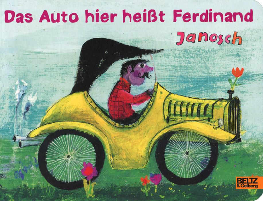 Das Auto hier heibt Ferdinand