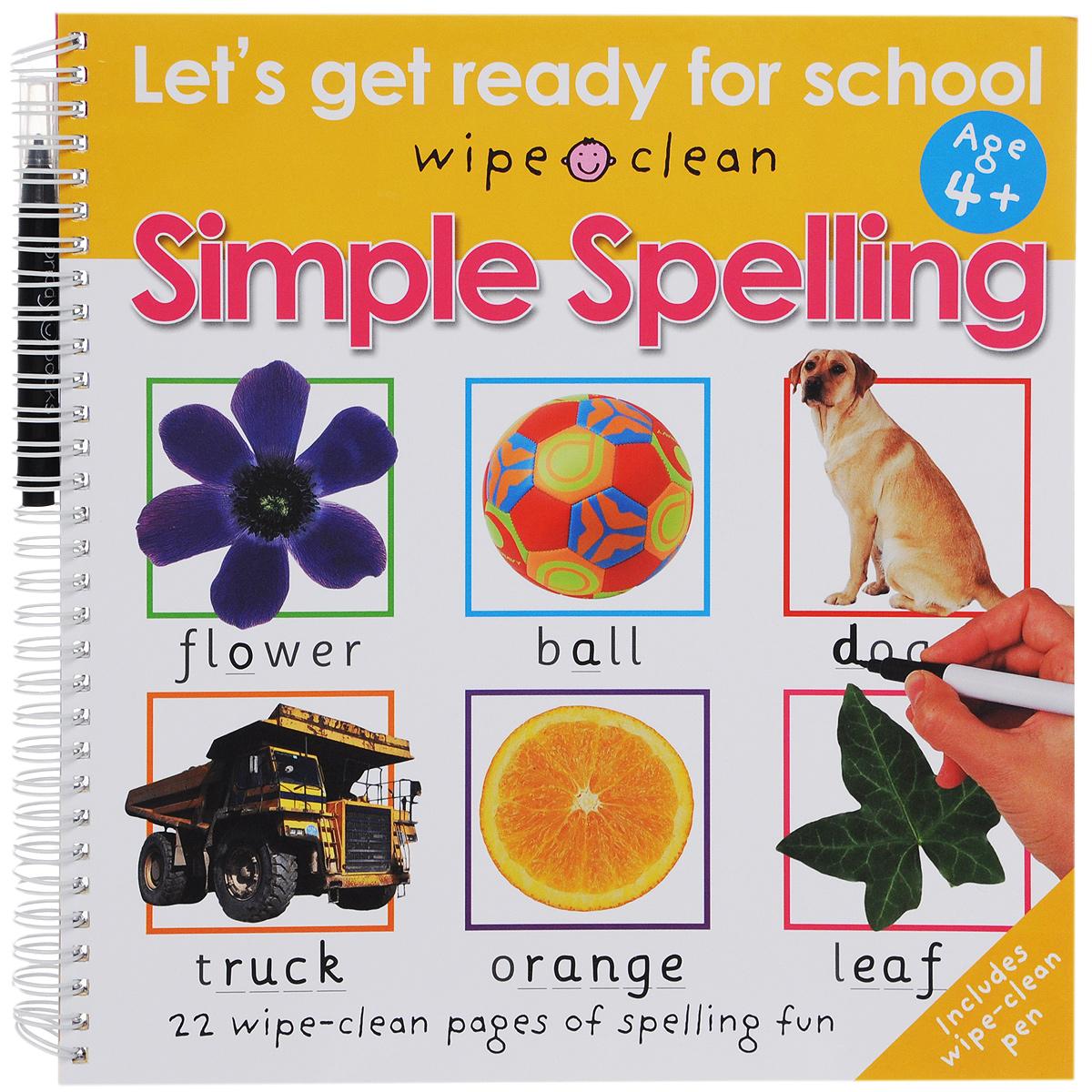 Simple Spelling (+ маркер)