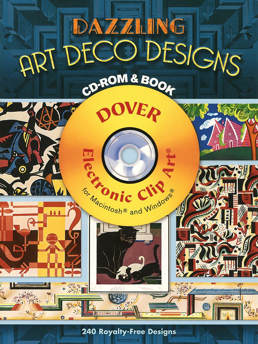 Dazzling Art Deco Designs (+ CD-ROM)