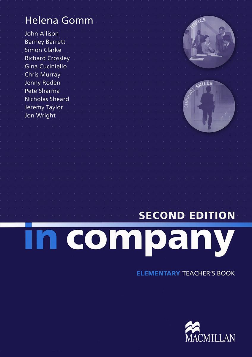 In Company Elementary: Teacher's Book
