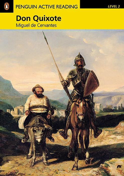 Don Quixote. Level 2 (+ 2 CD-ROM)