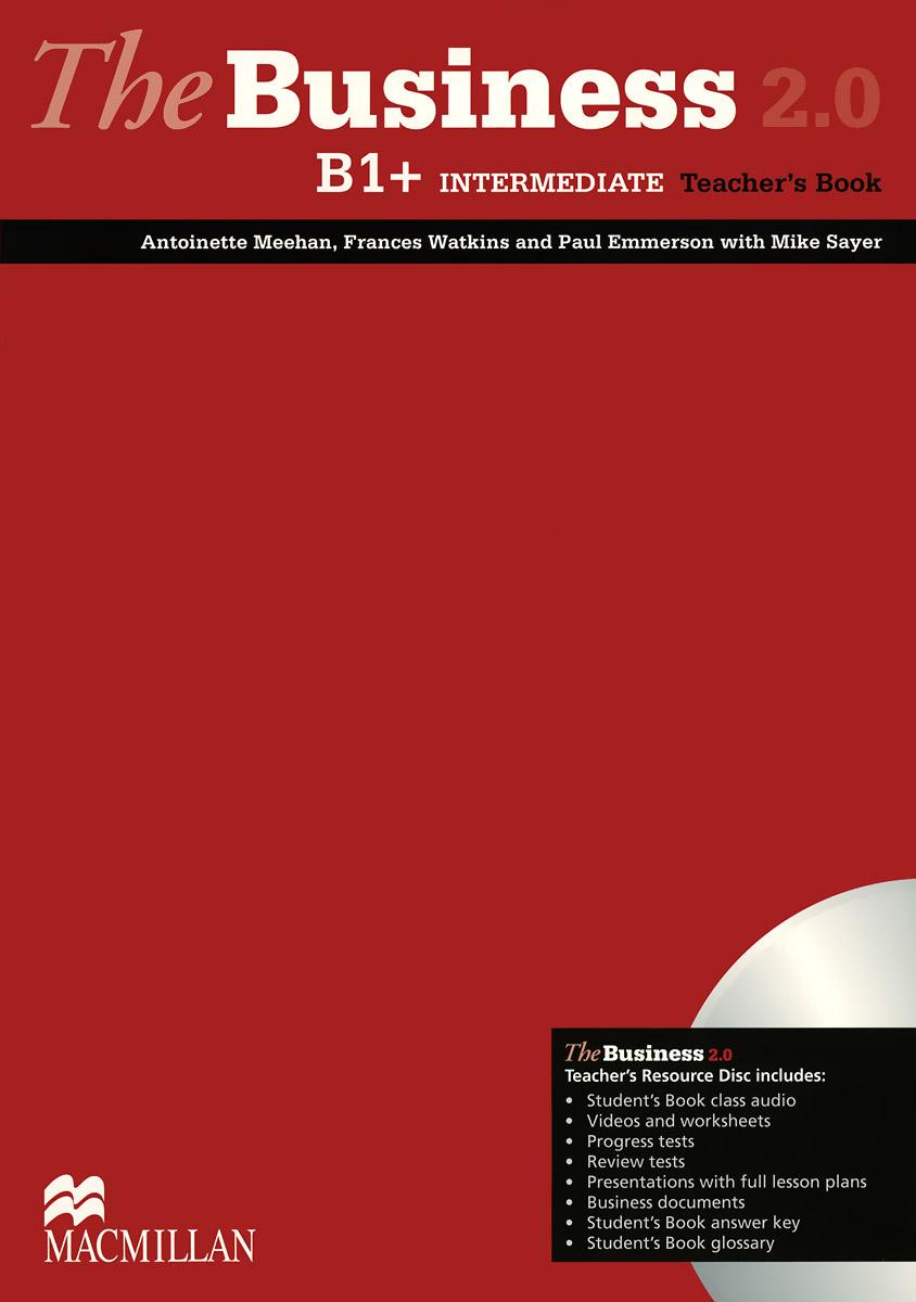 The Business 2.0 B1+: Intermediate: Teacher's Book (+ DVD-ROM)