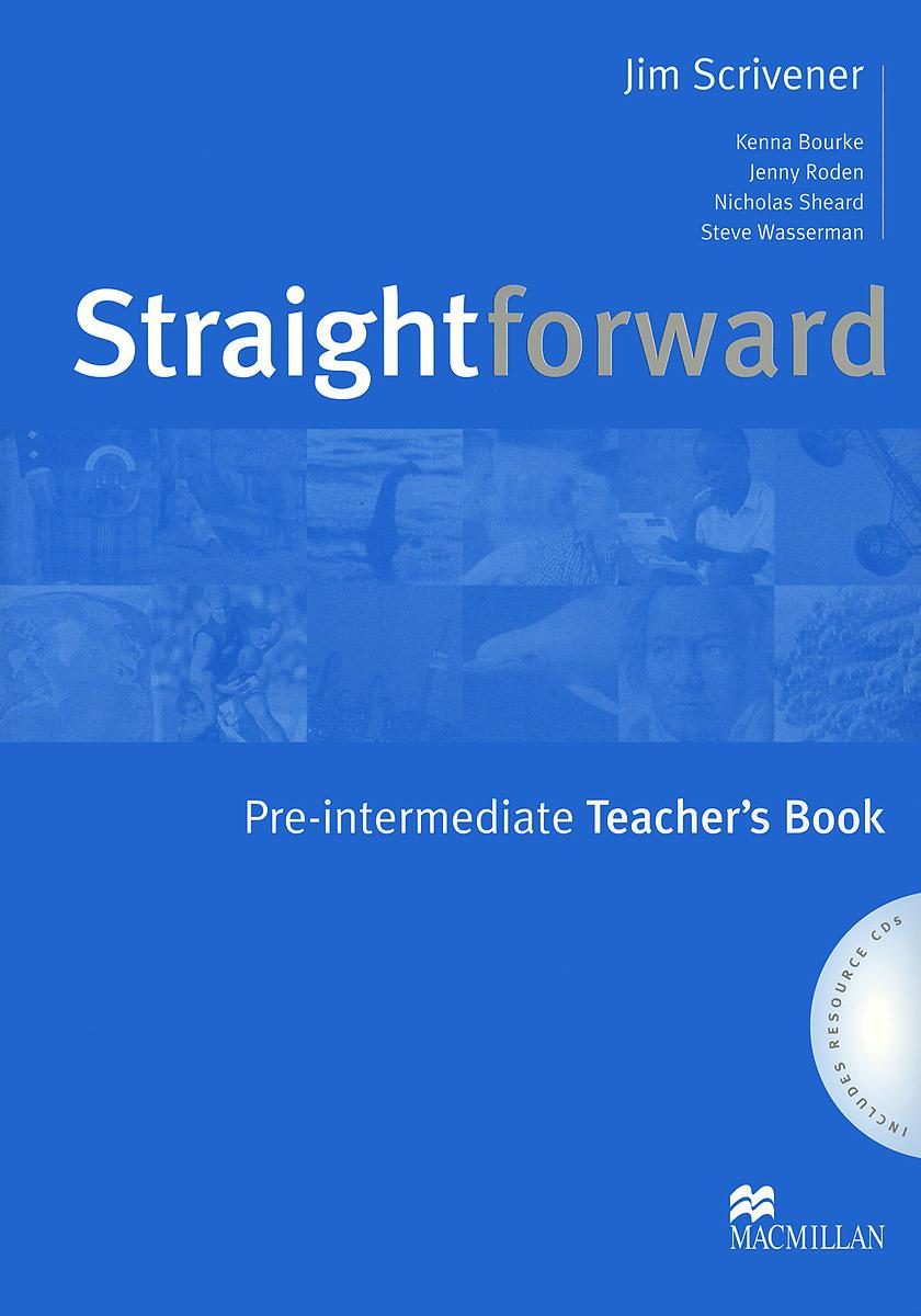 Straightforward Pre-Intermediate: Teachers Book (+ 2 CD-ROM)