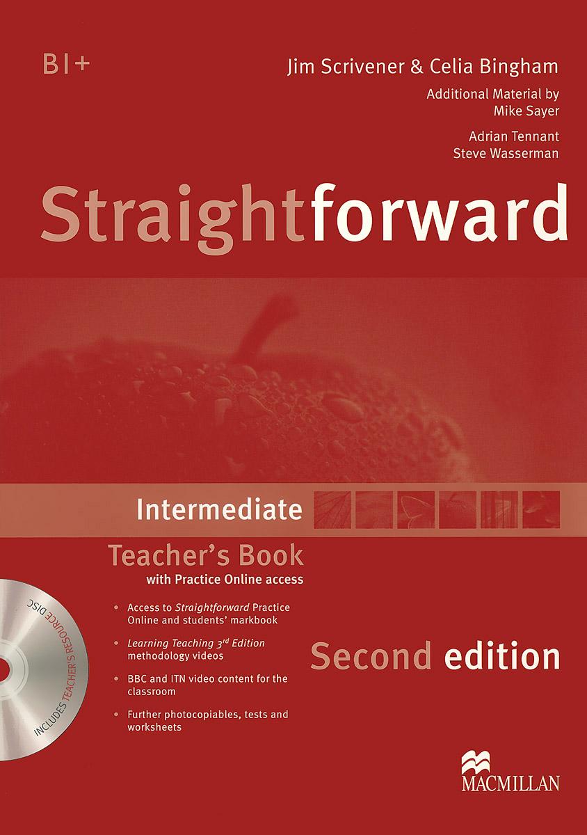 Straightforward Intermediate: Teacher's Book (+ CD-ROM)