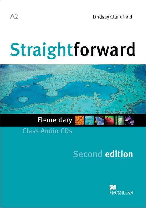 Straightforward Elementary: Level 2 (аудиокурс на 2 CD)