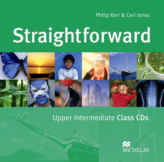 Straightforward: Upper-Intermediate Class CDs (��������� �� 2 CD)