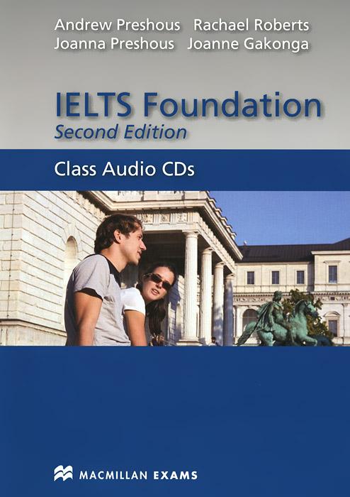 IELTS Foundation (аудиокурс на 2 CD)