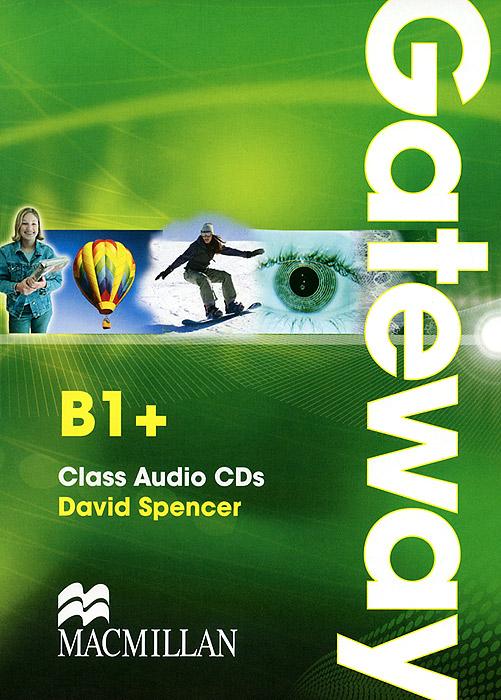Gateway B1+: Class CDs (��������� �� 2 CD)