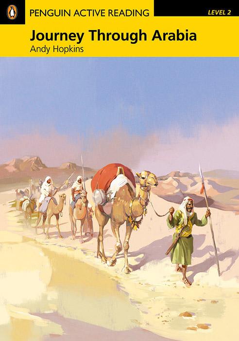 Journey Through Arabia: Level 2 ( + CD-ROM)
