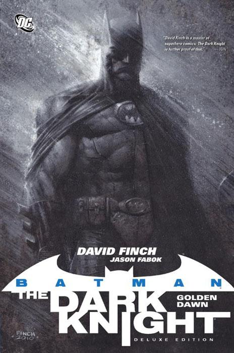 Batman - The Dark Knight: Golden Dawn