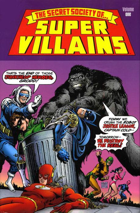Secret society villains vol 01