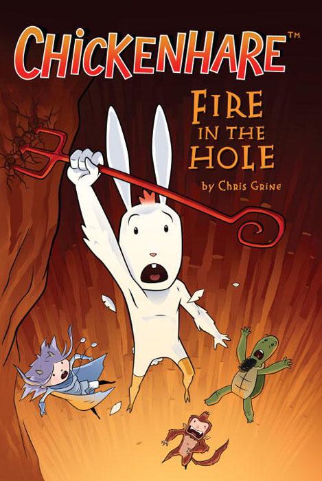 Chickenhare v2 fire/hole