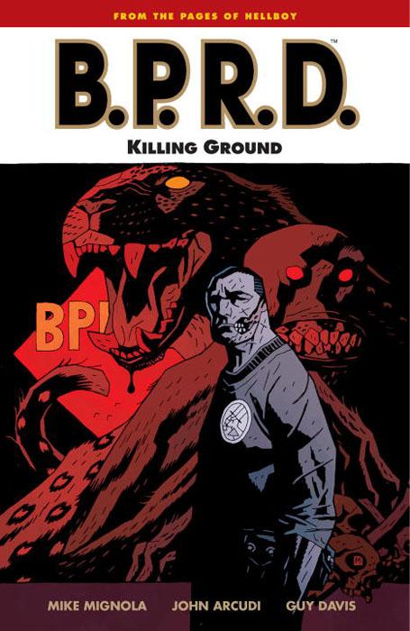 B.p.r.d. Vol 8: killing ground