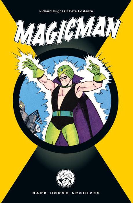 Magicman arch