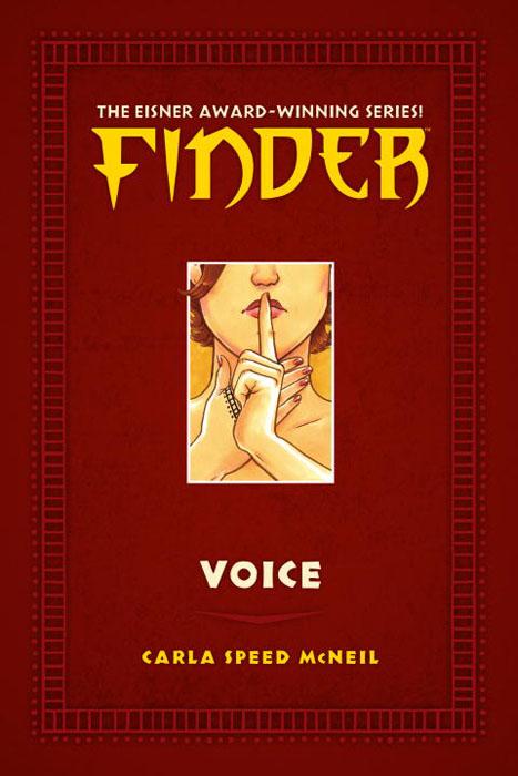 Finder voice