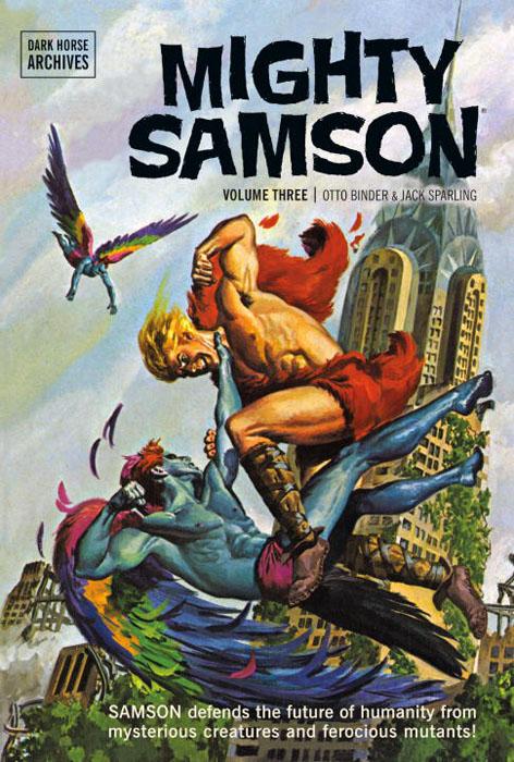 Mighty samson arch v 3