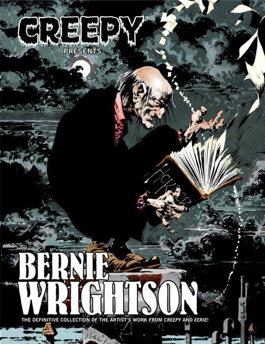 Creepy pres. Bernie wrightson