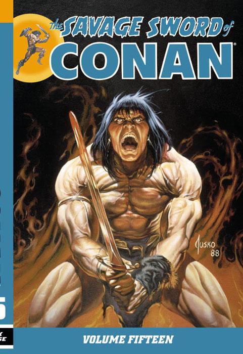 Savage sword of conan v15