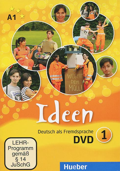 Ideen 1: Deutsch als Fremdsprache DVD