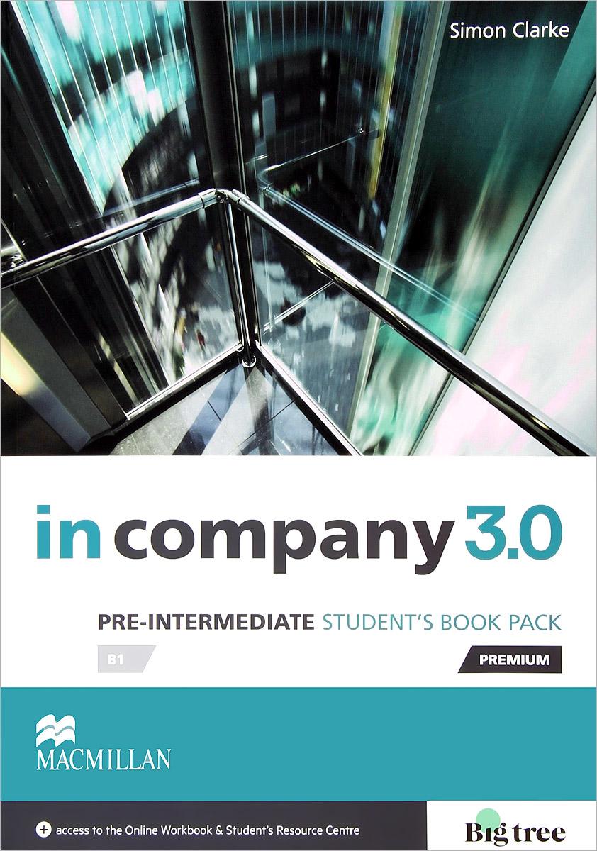 In Company 3.0: Pre-Intermediate: Student's Book Pack