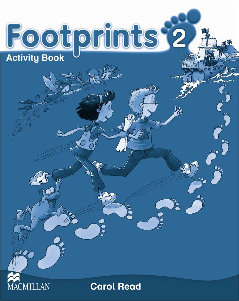 Footprints: Level 2: Activity Book