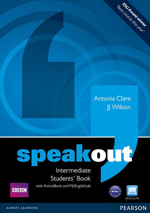 Speakout: Intermediate: Students' Book (+ DVD)