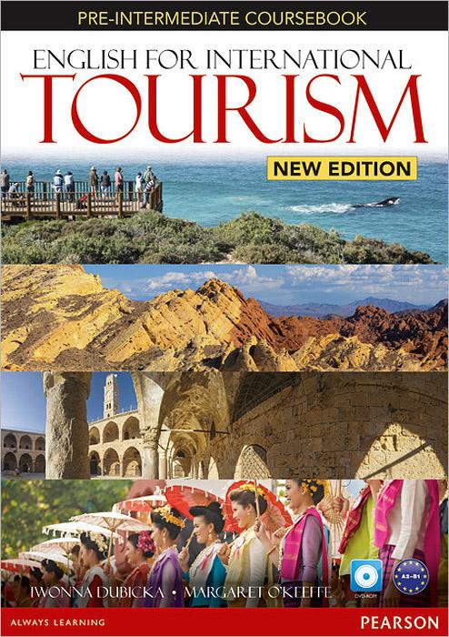 English for International Tourism Pre-Intermediate (+ DVD-ROM)