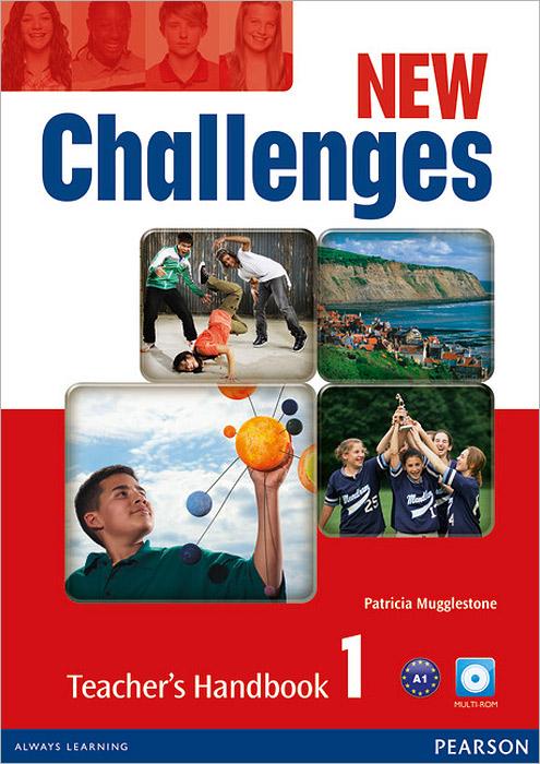 New Challenges 1: Teacher's Handbook (+ CD-ROM)