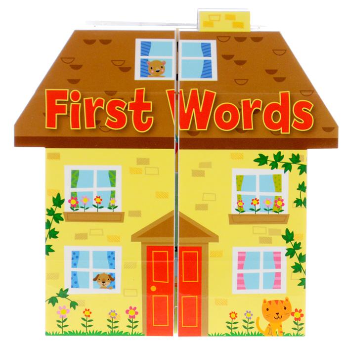 First Words. Книжка-игрушка