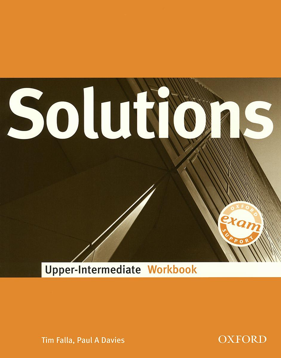 Solutions: Upper-Intermediate: Workbook